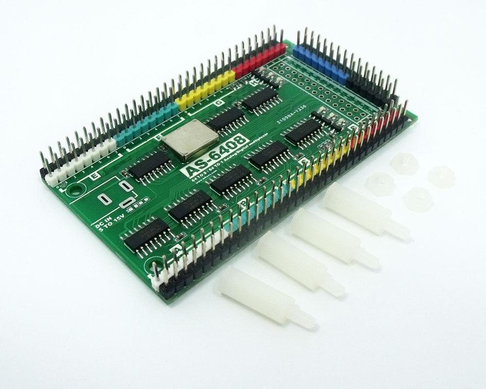 AS-6408 Prekidač 64 do 8 ili 1 analogni digitalni multiplekser za - Pametna elektronika - Foto 2