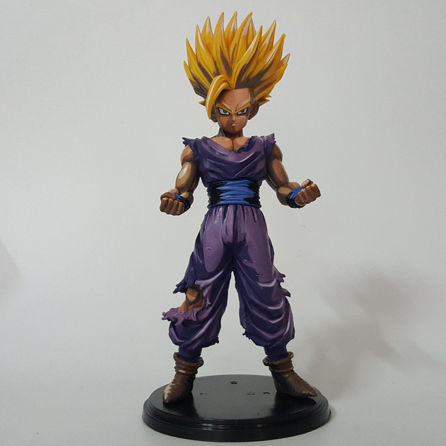Dragon Ball Z Action Figures Son Gohan Super Saiyan 220mm Msp