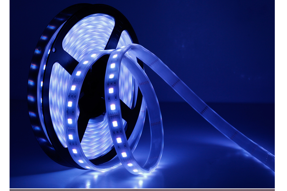 5 in 1 chips LED Strip Light 5050 (15)