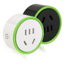 New Mini Good Wifi Plug Energy Provide Security Socket Residence Telephone Micro Change Distant Management Plug Cost Safety Timing