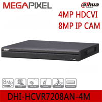 Cctv Camera Ip Surveillance Video Recorder Nvr 8ch Dahua HDCVI 4mp Camcorder CVR7208AN 4M H 264