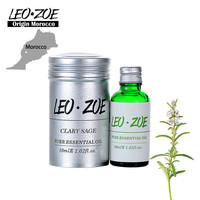 Well Known Brand LEOZOE Rosemary Essential Oil Certificate Of Origin Morocco Authentication Aromatherapy Rosemary Oil 30ML