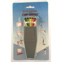 Banggood Grey K-II EMF METER Radiation Measurement Detector Ghost Hunting Paranormal Equipment Edition Electromagnetic Tester