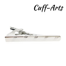 Tie Clips for Men Luxury Vintage High Quality Men'S Necktie Tie Pin Clip Gifts For Men by Cuffarts T20005