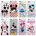 Daisy Stitch Piglet Minnie Mickey de la Historieta Pooh Bear Caracteres caja Del Teléfono Suave cubierta para iphone 4 5 6 7 s plus se 5c samsung
