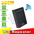 Wireless N Router AP Повторителя Booster WIFI Усилитель Extender Expander LAN Bridge Клиент 802.11 b/g/n 300 300mbps ЕС/США Plug