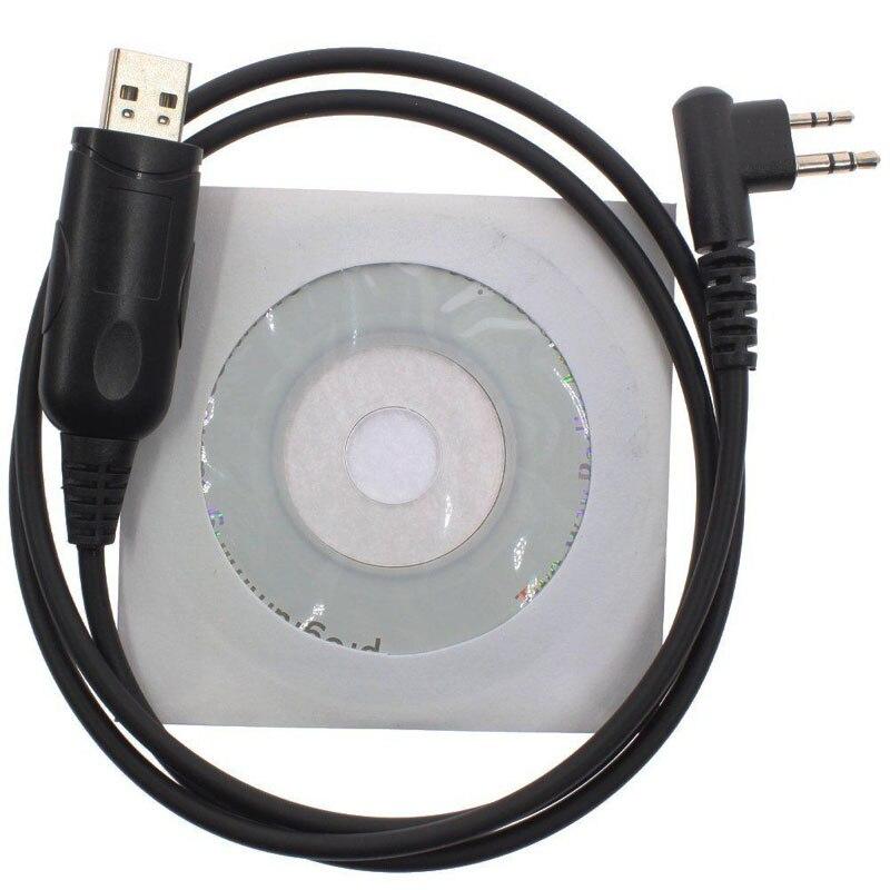 USB Programming Cable For Hytera HYT TC-500 TC-508 TC-600 TC-700 TC-610 TC-620 TC-1600 TC-2100 TC-2100H KST UV-F1000 Radio