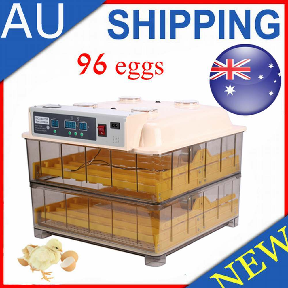Cheap Price Poultry Hatchery Machine 96 Egg Digital Temperature Full Automatic Egg Incubator for Chicken Duck Quail Egg hot sale poultry hatchery machine 96 eggs digital temperature full automatic egg incubator for chicken duck quail parrot