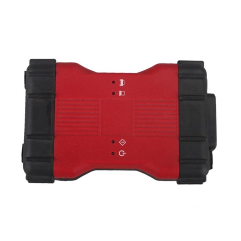 цена на Professional VCM II Car Diagnostic Tool For Ford Full Chip VCM ii IDS V101 OBD2 Tool for Mazda Vehicles Scanner