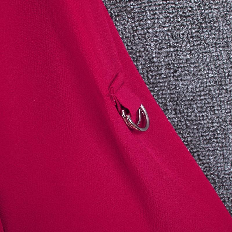 HTB1VmszKpXXXXaWXFXXq6xXFXXXV - Chiffon Blouse Shirts Women's Long Sleeve V-Neck