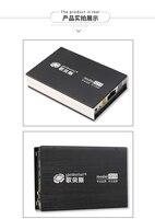 Dsp car audio 4.2 Bluetooth 31 segment audio EQ computer tuning Digital lossless 100W 4 channel high power car amplifier