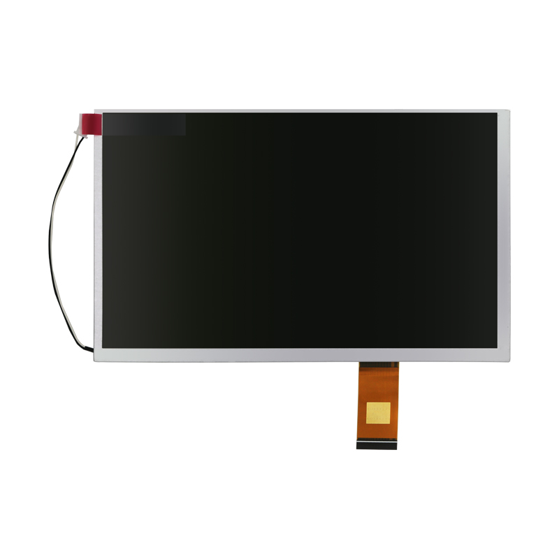 New 9-inch 40pin CLAA090NA06CW 73003000851B for Car DVD HD LCD Display screen at102tn03 v 8 at102tn03 v 9 byd na zhi jie 10 2 inch lcd screen display