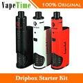 Оригинал Kangertech Dripbox Вдыхание Пара Комплект 60 Вт Subdrip Танк 7 мл Электронной сок Емкость Электронные Сигареты Комплект Kanger Dripbox 60 Вт