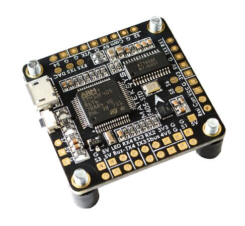 Matek F405-STD STM32F405 F405 with OSD Flight Control Board DShot outputs For RC Multicopter naza m v2 flight control