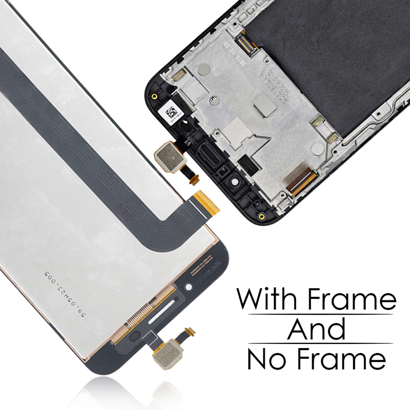 5.5_ Original For Asus Zenfone Max ZC550KL LCD Display Touch Screen with Frame Digitizer For ASUS 5000 Z010D LC (2)
