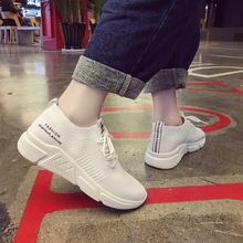 Women shoes 2019 New fashion platform tenis feminino light breathable mesh shoes woman casual shoes women sneakers fast delivery недорого