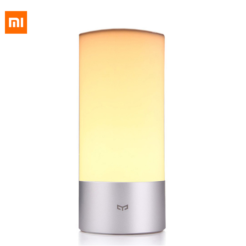 Original Xiaomi Mi Yeelight Bedside Lamp LED Night Light APP Remote font b Control b font