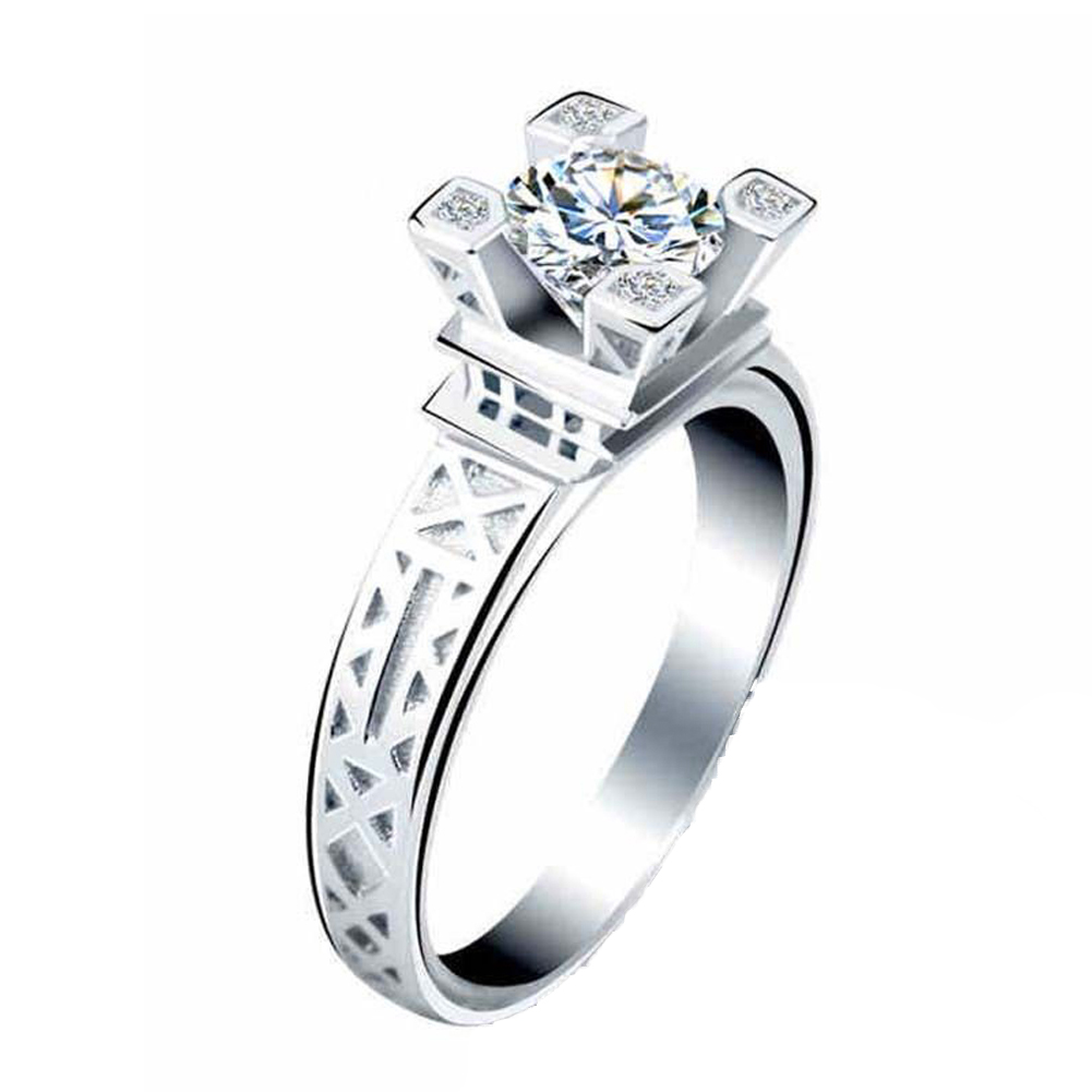 Online Buy Wholesale eiffel tower ring from China eiffel tower