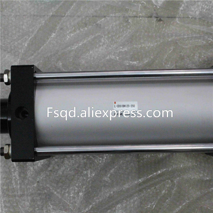 L-CDS1BN125-250 SMC  thin cylinder piston cylinder pneumatic components pneumatic tools cdqsb25 10d smc pneumatics pneumatic cylinder pneumatic tools compact cylinder pneumatic components