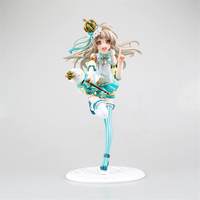 Anime Love Live School Idol Festival Kotori Minami Snowman Ver.1/7 Scale PVC Action Figure Collectible Model Kids Toys Doll 22cm