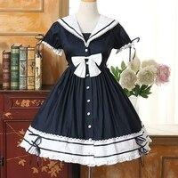 Sailor Lolita Dresses Women's Dress Lolita Clothing Costumes