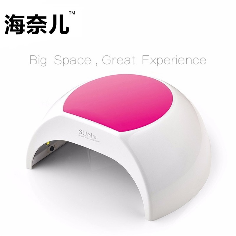2018 Newest Nail Tools SUN2 UV LED Lamp 48W Nail Dryer Machine For Curing UV Gel LED Gel Nail Gel Polish Manicure with Sensor nail polish gel tools professional ccfl 48w led uv lamp light 110 220v nail dryer with automatic nail tools