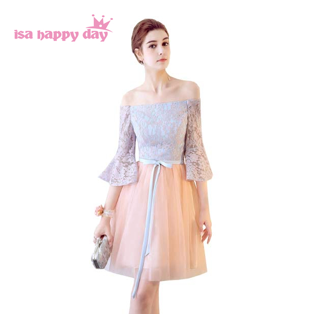 New Arrival Party Tops S Sweet 16 Pretty Peach Corset Cute Short Tulle Puffy Homecing Dress