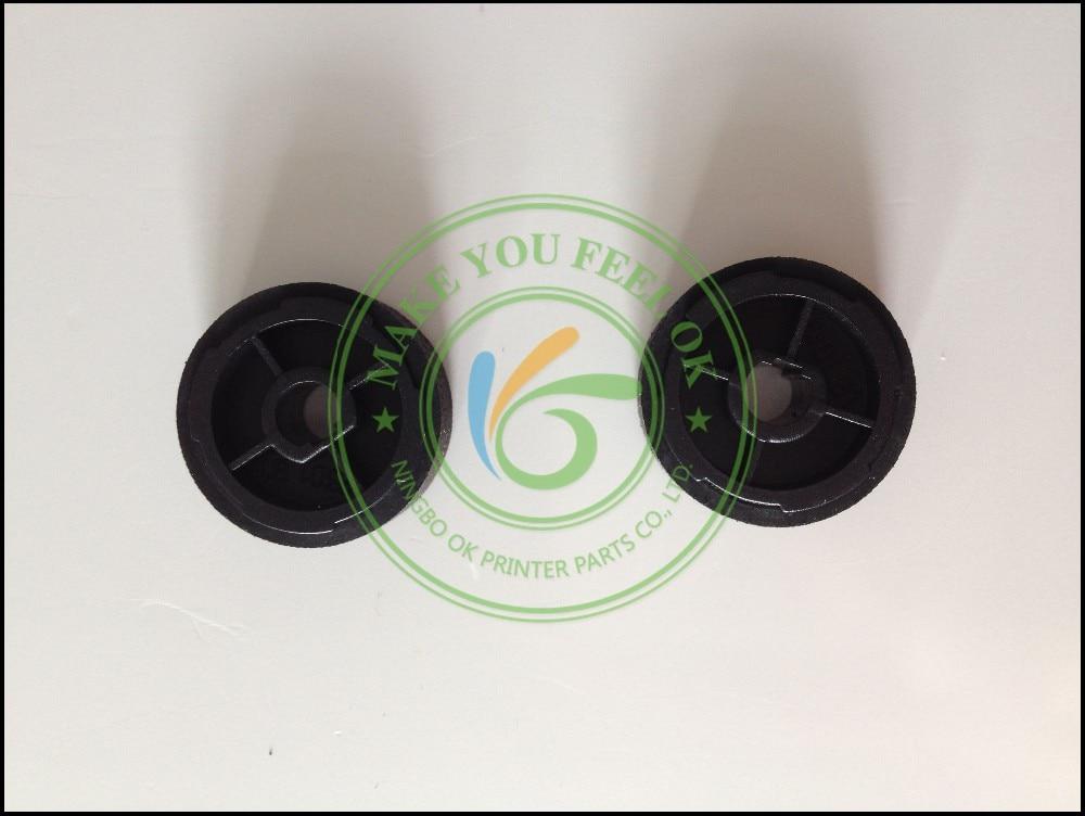 Compatible NEW for Lexmark E240 E250 E330 E350 E450 X203 X204 for DEL 1700 1710 1720 Paper Pickup Roller 56P1820 40X1319 10x pickup roller for xerox 3115 3116 3119 3121 for samsung ml 1500 1510 1520 1710 1710p 1740 1750