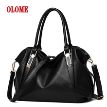 Fashion Designer Women Handbag Female PU Leather Bags Handbags Ladies Portable Shoulder Bag High Quality Ladies Hobos Bag Totes недорого