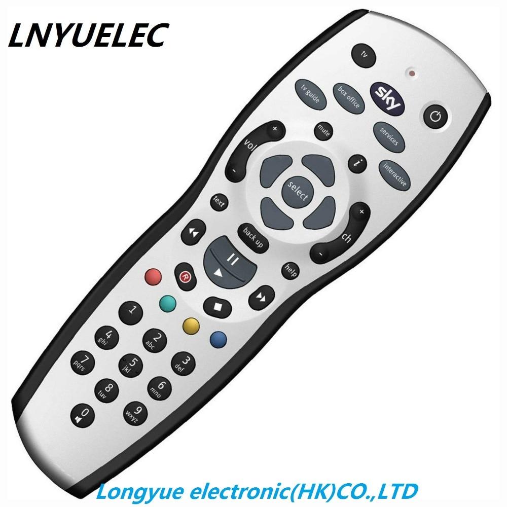 TOP QUALITY Genuine Sky TV universal Controle Remoto para Set Top Box REV 9 HD para o Mercado do REINO UNIDO