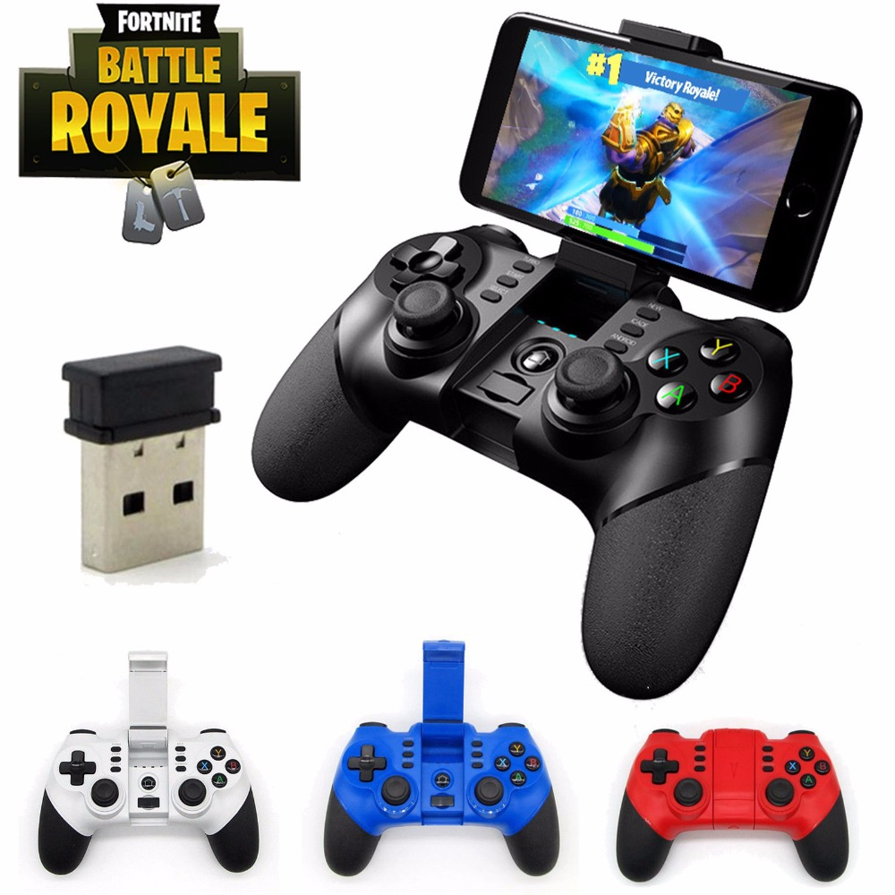 AKASO X6 Bluetooth Controller Gamepad For Mobile Phone Game Wireless Console For PS3 Joystick video game accessories