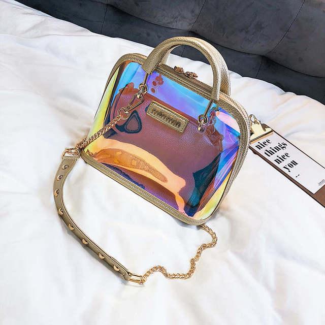 Transparent Bag Clear...