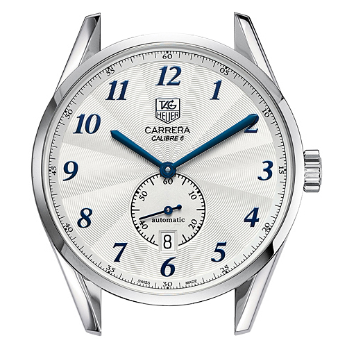TAG HEUER SILVER