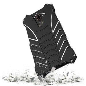 Image 2 - Heavy duty batman capa de proteção, armadura de metal de alumínio para nokia 7/nokia x5/nokia 7 plus anti capa para cobrir celular