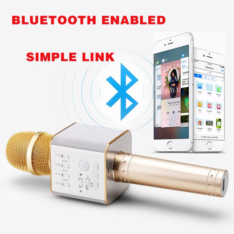 ორიგინალი ბრენდი Q9 Magic Bluetooth - პორტატული აუდიო და ვიდეო - ფოტო 6