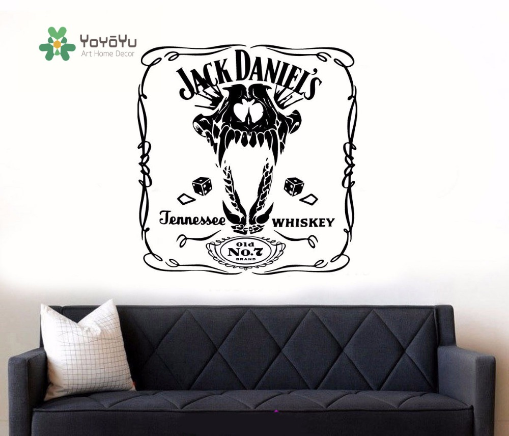 Buy jack daniels decal and get free shipping on aliexpress amipublicfo Gallery