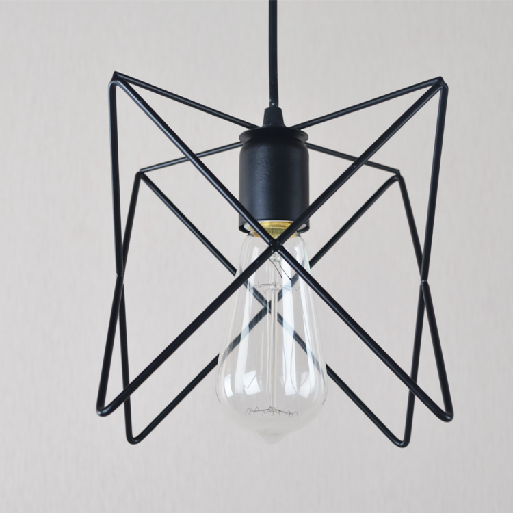 Vintage Style Industrial Opening and Closing Hanging Light Pendant ...