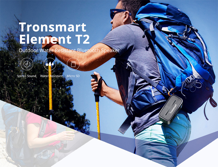 Tronsmart Element T2 Bluetooth speaker Tronsmart Element T2 Bluetooth speaker HTB1Vn