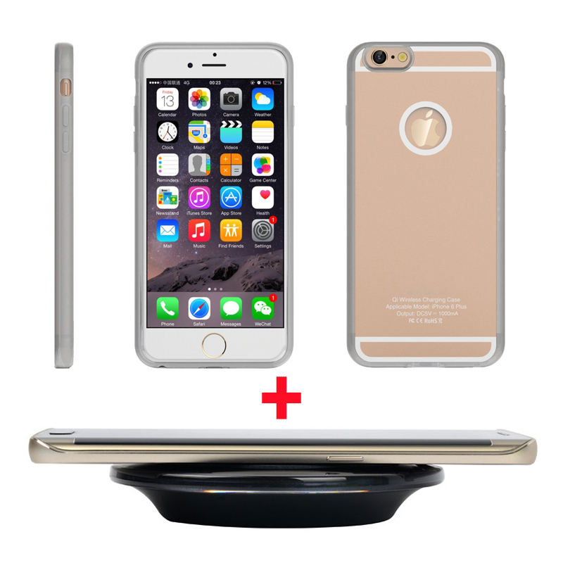 Magic Qi Wireless Charger Pad for iphone + Wireless