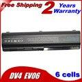 Аккумулятор для ноутбука Hp 484170-001 484170-002 484171-001 485041-001 EV06 HSTNN-XB79 4400 мАч