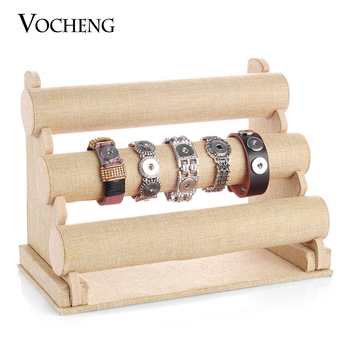 Vocheng 3 Styles Three Layer Detachable Display Stand Jewelry for Bracelets NN-425 фото
