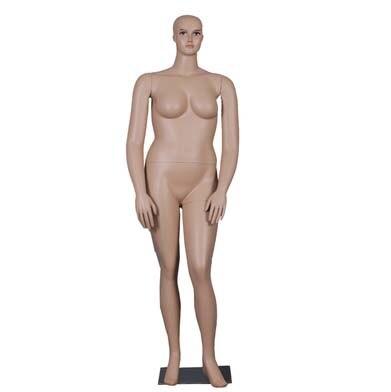 big breast mannequin 02