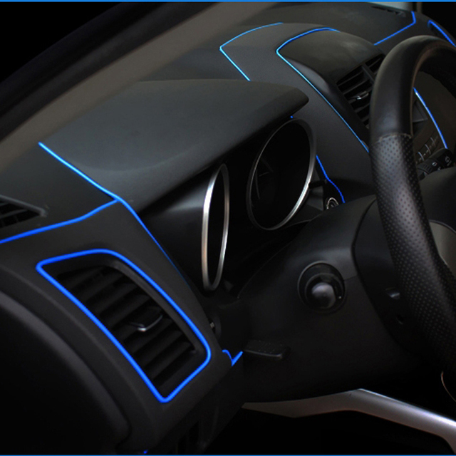 5m Car Styling Indoor Car Interior External Body Modification Decals