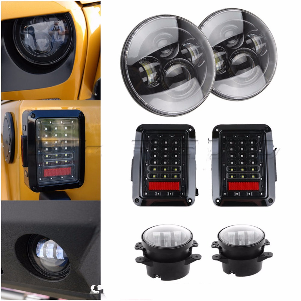 Aliexpress Com Buy Round 7 Inch Led H4 High Low Beam