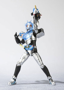 Image 5 - PrettyAngel Подлинная Bandai Tamashii сборная экшн фигурка человека S.H. Фигурок Камен Райдер