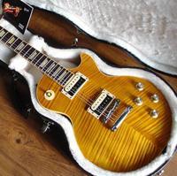Custom Shop, LP Стандартный заказ электрическая Гитары, ручной работы 6 Строки палисандр гриф Chibson Гитары ra. Поддержка настройки