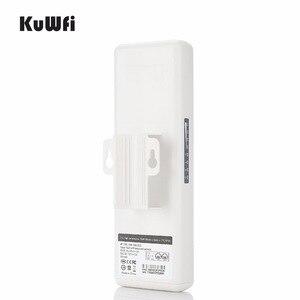 Image 4 - KuWfi 2 KM 150 mb/s Router bezprzewodowy na świeżym powietrzu wodoodporny bezprzewodowy Router CPE 1000 mW WIFI most i Repeater wsparcie monitora kamera IP