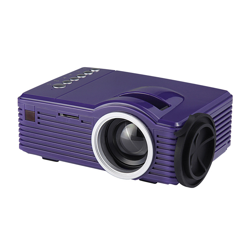 Cheap sd20 mini pocket sized projector best playmate toy for Best pocket projector review