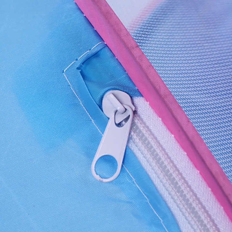 Портативный складной Мультфильмы для новорожденных кровать с противомоскитной сеткой москитные сетки детская палатка для кроватки