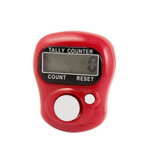 ectronic finger counter / ring type finger finger counter small and accurate high quality hot selling